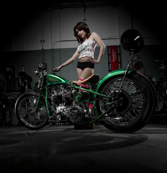 Chopper-Girl