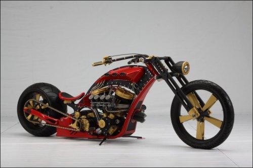 Thunderstruck Custom Bikes Inc
