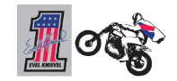 'True Evel' Exhibition tour of original and genuine Evel Knievel bikes