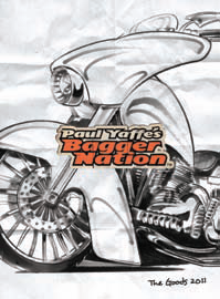 Bagger Nation Logo