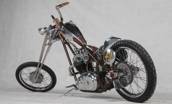 It Has Been Said That Style Never Goes Out Of Fashion In The Case Custom Bike Building When Question Is Choppers Then Definitely