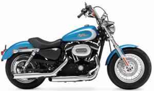 Sportster 1200 Custom CB 2017 - Harley-Davidson USA