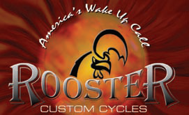 rooster custom cycles logo